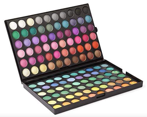 LaRoc 120 Lidschatten Farbe Palette Bilden Schönheit Make-up ()