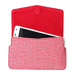 DooDa PU Leather Pouch Case Cover With Card / ID Slots For HTC Desire 820S