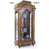 Comparador de precios Casa-Padrino Baroque Display Cabinet 76 x 42 x H. 170 cm - Living Room Cabinet - precios baratos