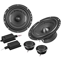 Helix F 62C 16,5cm 2-Wege Komponenten Auto Lautsprecher System Set 120 Watt 165mm F62C