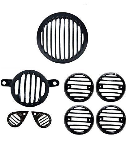 Royal Enfield Grill Set Combo dindicateurs yeux queue et phare OEM