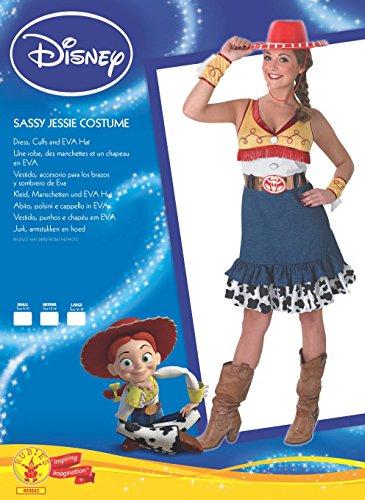 Rubie 's–Disfraz de Jessie Toy Story, adultos oficial–grande
