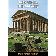 Greek Cities in Italy and Sicily (English Edition)