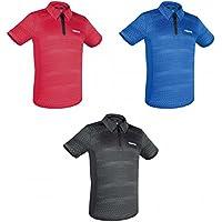 Tibhar Shirt Flèches, Options d' XS, Marine/Rouge