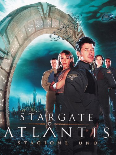 Stargate Atlantis Stagione 01 [5 DVDs] [IT Import]