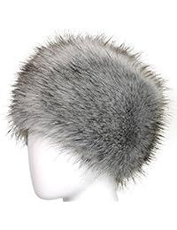 Tefamore Sombrero Mujer y Hombre de Gorras de Suave de Invierno Cold-Proof