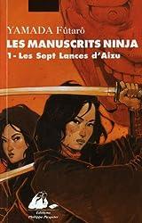 Ninja, Tome 1 : Les sept lances d'Aizu