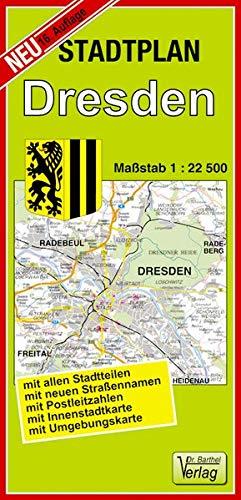Stadtplan Dresden*