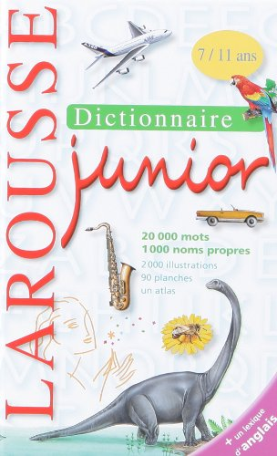 Larousse junior 7/11 ans export par (Broché)