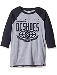 DC Boys' the Creed Rag B B Tees Btl0 T-Shirt