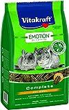 Vitakraft Emotion Complete All Ages, Chinchilla, Lot de 5(5x 1kg)