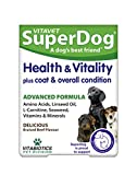 Vitabiotics SuperDog Health and Vitality - 30 Chewable Tablets