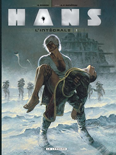 Intégrale Hans - tome 1 - Intégrale Hans 1