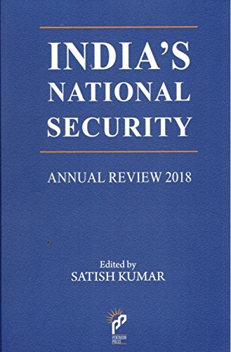 India's National Security: Annual Review 2018