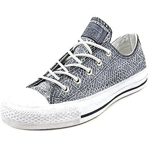 Converse All Star Ox Donna Sneaker Grigio