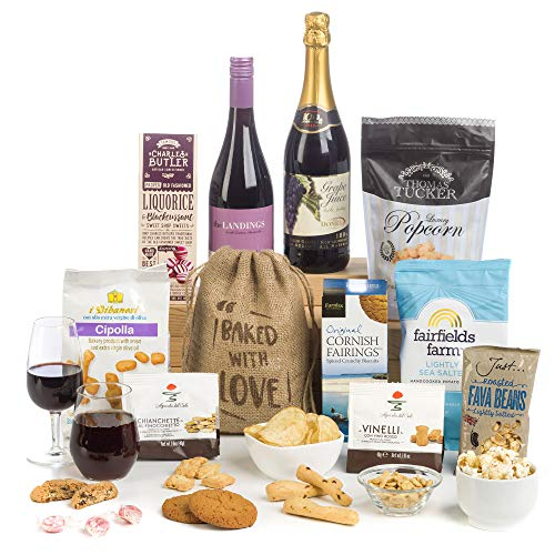 Hay Hampers Family Fun Luxury Hamper Box to share