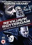 Reykjavik - Rotterdam (Contraband) [DVD] [Reino Unido]