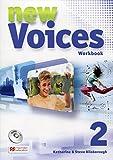 New Voices 2 Zeszyt cwiczen z plyta CD wersja wieloletnia