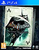 Ps4 Batman: Return to Arkham (Asylum + Arkham City) (Eu)