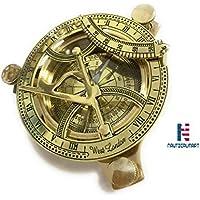 7ed1b14c72b2 Amazon.es  brujula regalo - Relojes de exterior   Decoración de ...