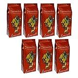 Lucaffé Espresso Bar Ganze Bohne, 1000 g, 7er Pack (7 x 1 kg)