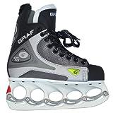 Graf Super 103 Skate mit T - Blade System + Kufenstümpfe kostenlos dazu 'outlet'