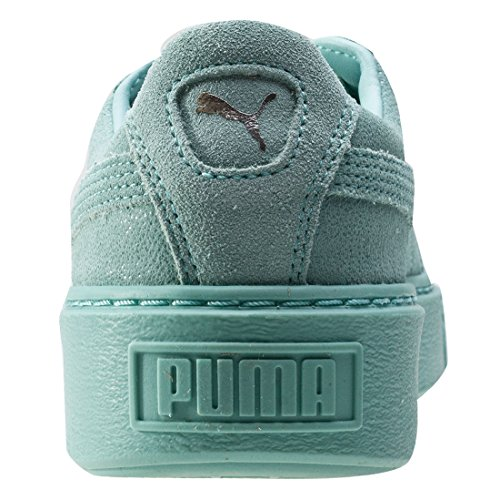Puma Basket Platform Reset Wn's Aruba Blue