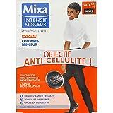 Mixa - Collants minceur anti-cellulite taille S-M 1-2, noirs - La boîte d'1 collant...
