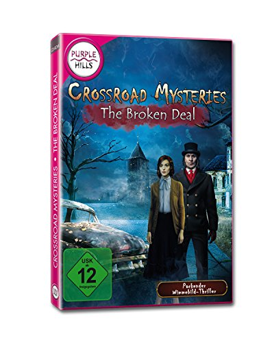 Crossroads Mysteries - The Broken Deal