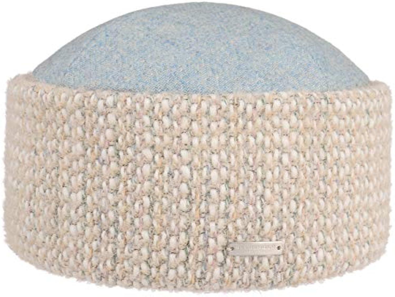 Seeberger Cappello da Twotone Wool Toque da Cappello Donna Invernale Parent  260c72 91adfe9d080c