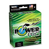 Best Braided Lines - Power Pro Spectra Fiber Braided Fishing Line, Moss Review