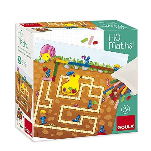 Goula-1-10-Maths-40-piezas-Diset-53405