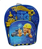 Bob the builder arco zainetto per bambini, 31 cm, 7 L, blu