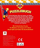 Puzzlebuch Feuerwehrmann Sam: Mit 4 Puzzles für Puzzlebuch Feuerwehrmann Sam: Mit 4 Puzzles