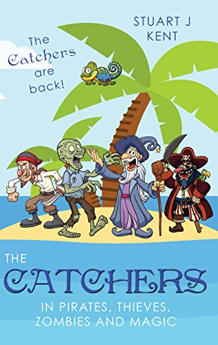 The catchers in pirates, thieves, zombies and magic
