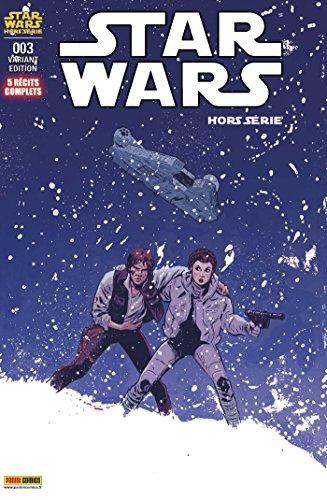 Star Wars HS nº3 (Couverture 2/2) par Kieron Gillen