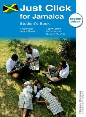 [(Just Click for Jamaica Student's Book)] [By (author) Alison Page ] published on (November, 2014)