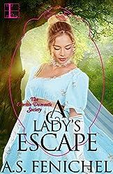 A Lady's Escape (Everton Domestic Society Book 2)