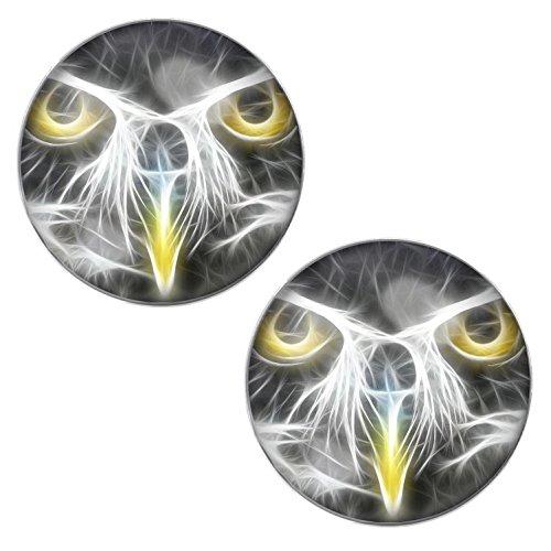 lilments-hawk-eagle-bird-face-herren-damen-edelstahl-ohrstecker