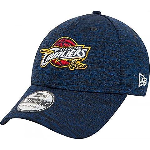 New Era 39Thirty Cap - SPACE DYE Cleveland Cavaliers navy