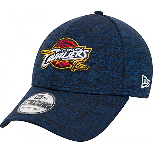 New Era - NBA Cleveland Cavaliers Stretch Space Dye 39Thirty Cap - navy Größe M/L (Cavaliers Cleveland Nba)