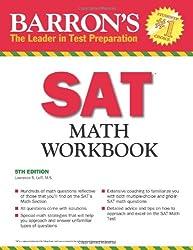 SAT Math Workbook (Barron's SAT Math Workbook)