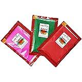 meSleep Decoration Herbal Gulall Holi Colors (5 cm x 13.49 cm x 21 cm)