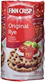 Finn Crisp Original  Rye 250 g (Pack of 12)