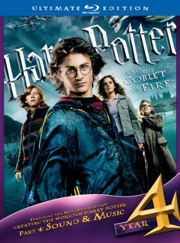 Click for larger image of Harry Potter & Goblet of Fire [Blu-ray] [US Import]