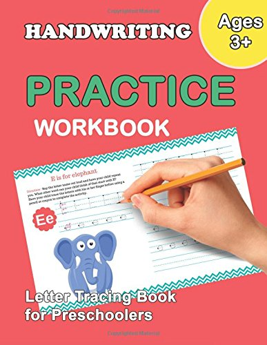 Letter Tracing Book for Preschoolers: Number and Alphabet Tracing Book, Practice For Kids, Ages 3-5, Number Writing Practice, Alphabet Writing Practice: Volume 3 (Wipe Clean) por Plant Publishing