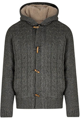 Tokyo Laundry - Pull - Pull - Homme gris gris Small Dark Grey Multi Nep