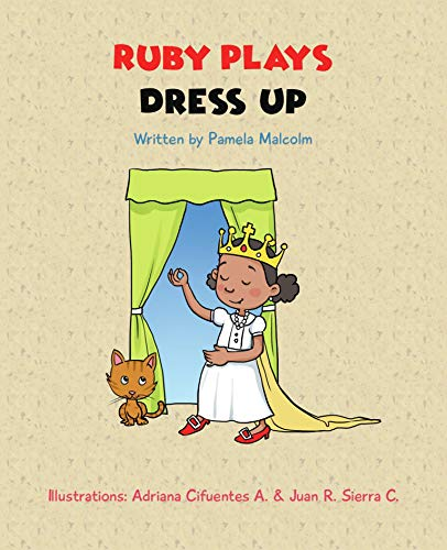 Ruby Plays Dress Up (Ruby Series Book 5) (English Edition) (Shops Childrens Dress Fancy)