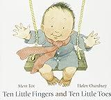 Ten Little Fingers and Ten Little Toes by Mem Fox (2011-02-07)
