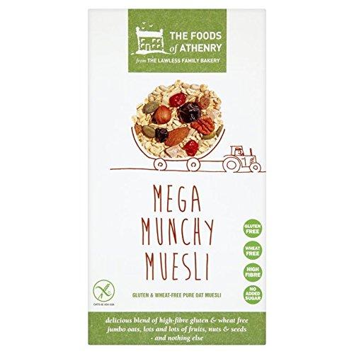 Aliments sans gluten de Athenry Mega Munch Muesli 450g